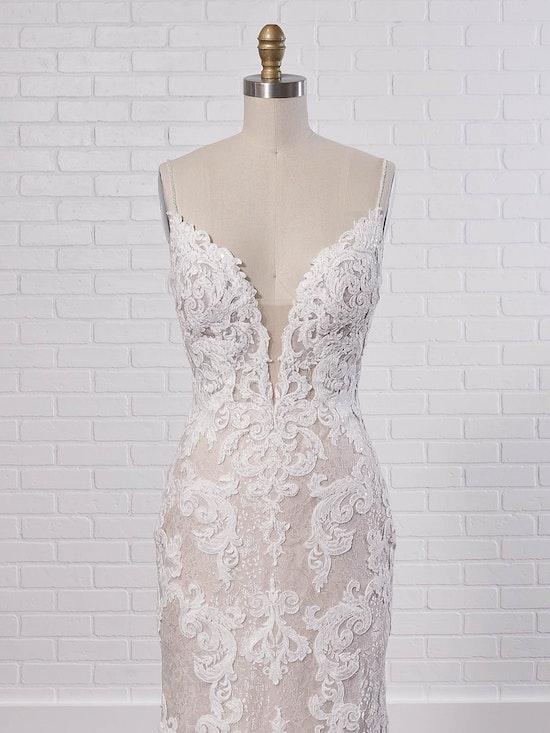 Maggie Sottero Wedding Dress Tuscany-Lynette 8MS794MC Color1