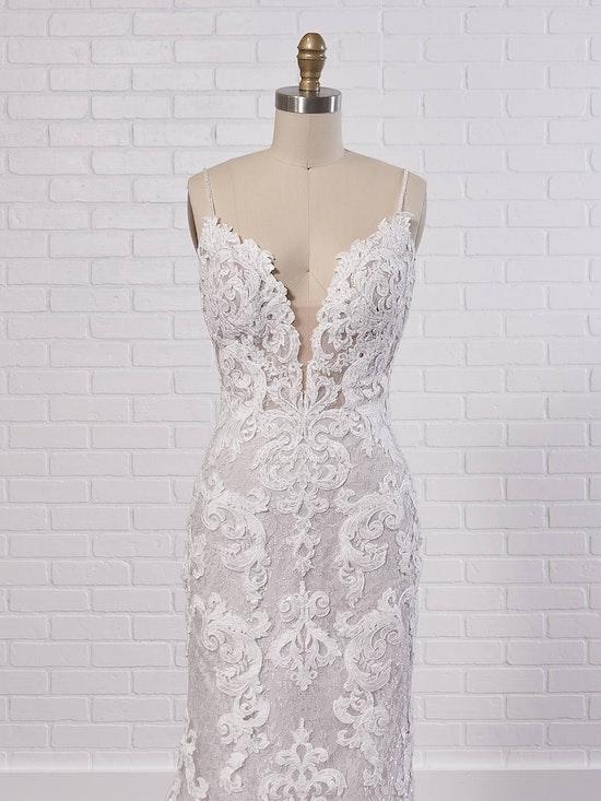 Maggie Sottero Wedding Dress Tuscany-Lynette 8MS794MC Color2