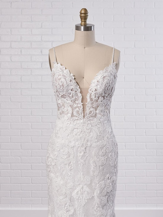 Maggie Sottero Wedding Dress Tuscany-Lynette 8MS794MC Color3