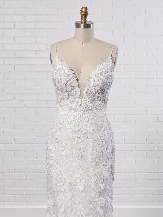 Maggie Sottero Wedding Dress Tuscany-Lynette 8MS794MC Color4