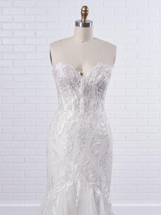 Rebecca Ingram Wedding Dress Jennifer 9RT810 Color1