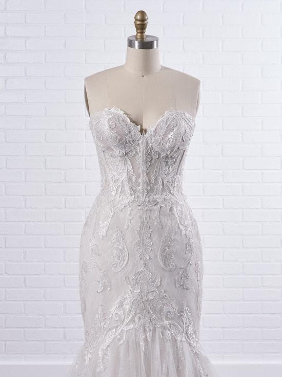 Rebecca Ingram Wedding Dress Jennifer 9RT810 Color2