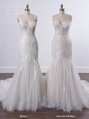 Rebecca Ingram Wedding Dress Jennifer 9RT810 Color3
