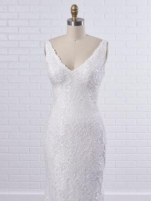 Rebecca Ingram Wedding Dress Tina 8RW706 Color1
