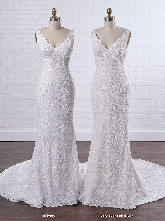 Rebecca Ingram Wedding Dress Tina 8RW706 Color3