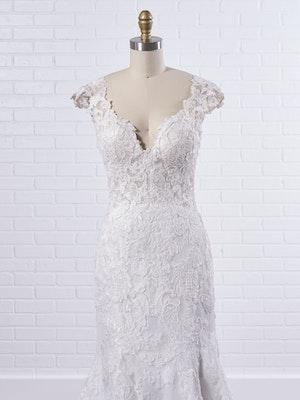 Sottero and Midgley Wedding Dress Chauncey 9SC035 Color1