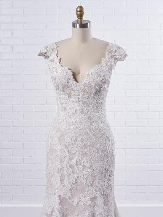 Sottero and Midgley Wedding Dress Chauncey 9SC035 Color2
