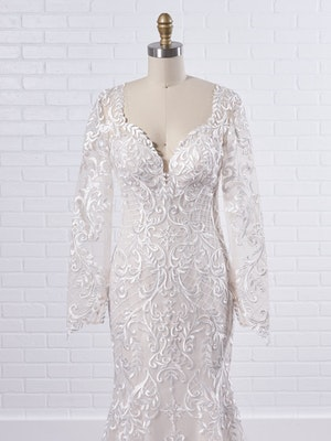 Sottero and Midgley Wedding Dress Dakota 8SC761 Color1