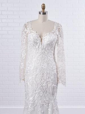 Sottero and Midgley Wedding Dress Dakota 8SC761 Color2