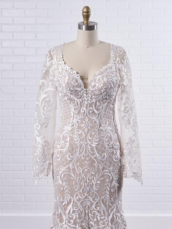 Sottero and Midgley Wedding Dress Dakota 8SC761 Color3