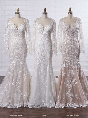 Sottero and Midgley Wedding Dress Dakota 8SC761 Color4