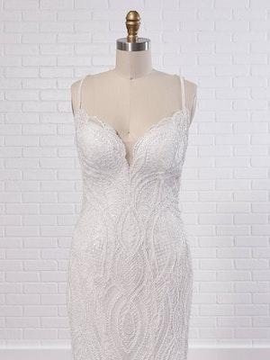 Sottero and Midgley Wedding Dress Daxton 20SC216 Color1