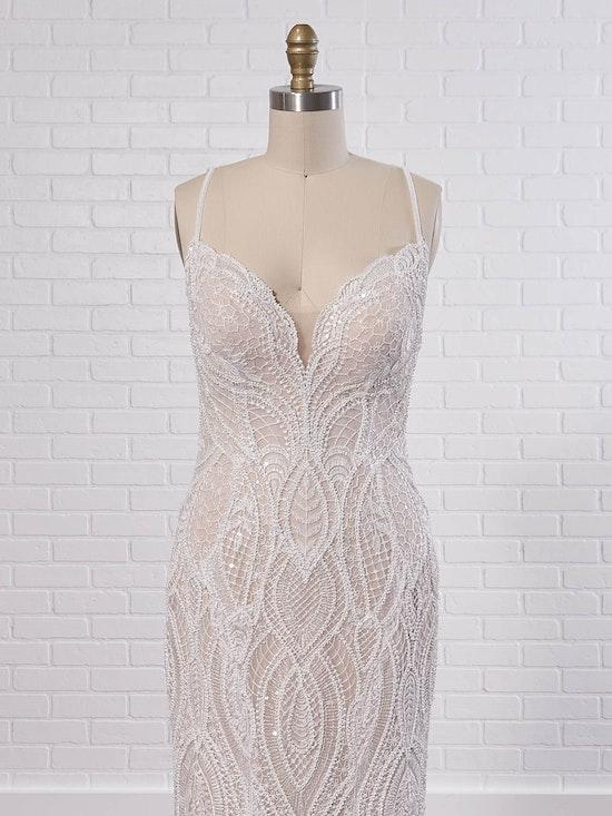 Sottero and Midgley Wedding Dress Daxton 20SC216 Color2