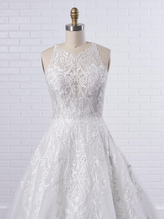 Sottero and Midgley Wedding Dress Tovah 9SS895 Color1