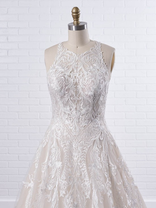 Sottero and Midgley Wedding Dress Tovah 9SS895 Color2