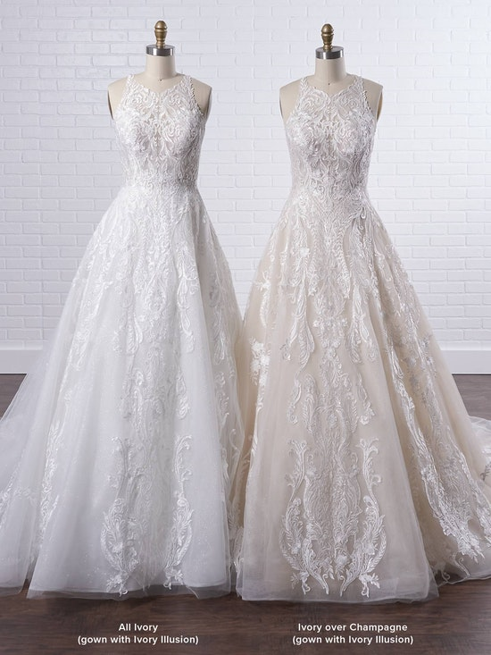 Sottero and Midgley Wedding Dress Tovah 9SS895 Color3
