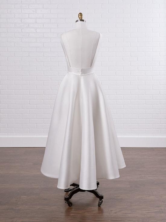 Maggie Sottero Wedding Dress McCall Lane 21SZ441 back