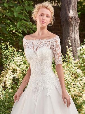 Maggie Sottero Wedding Dress Darlene Lane 21RS438