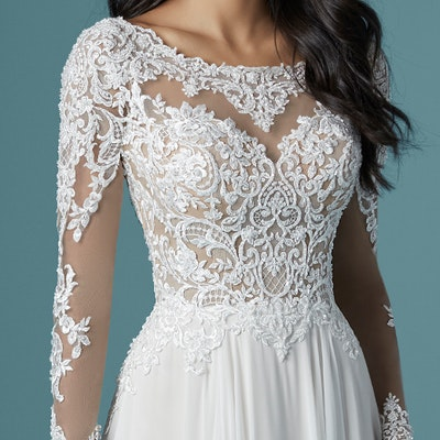 Maggie Sottero Madilyn 20MS236 FrontBodice