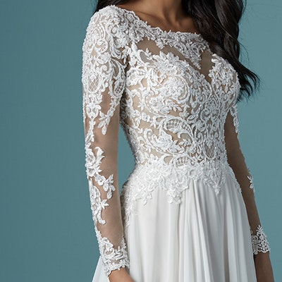 Maggie Sottero Madilyn 20MS236 Sleeve