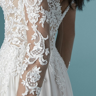 Maggie Sottero Madilyn 20MS236 Closure