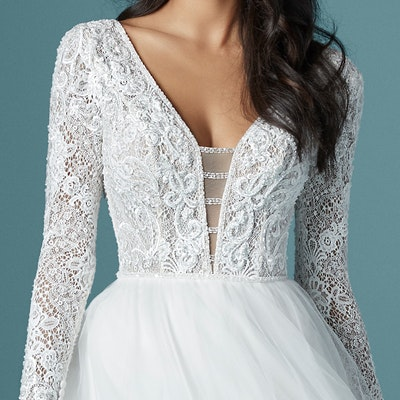 Maggie Sottero Tiana 20MS312 FrontBodice