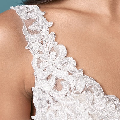Maggie Sottero Sonnet 20MS602 Sleeve