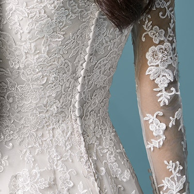 Maggie Sottero Warren 20MS682 Closure