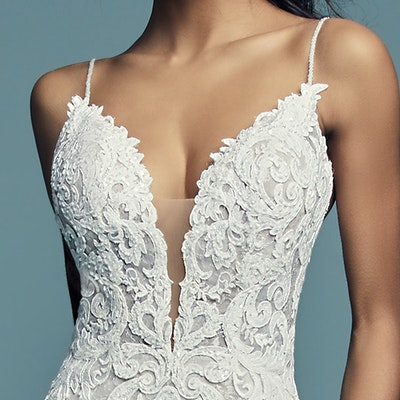 Maggie Sottero Tuscany Lynette 8MS794MC FrontBodice