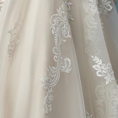 Maggie Sottero Shelissa 9MC025 Fabric