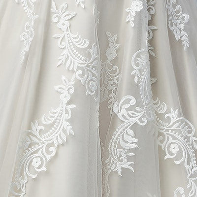 Maggie Sottero Shelissa Lynette 9MC025AC Fabric