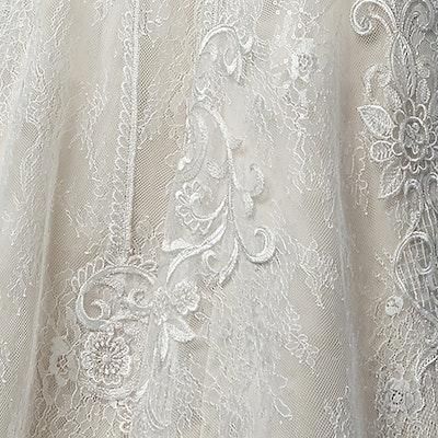 Maggie Sottero Whitney 9MC040 Fabric