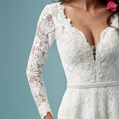 Maggie Sottero Terry 9MN860 Sleeve