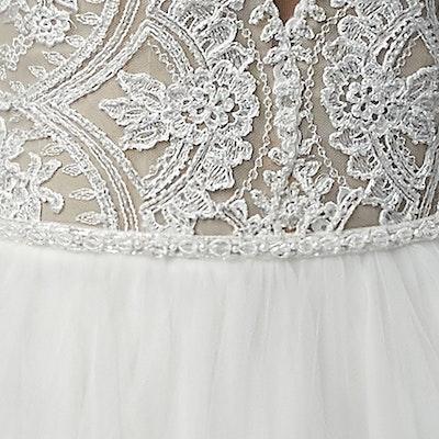 Maggie Sottero Mallory 9MS113 Fabric