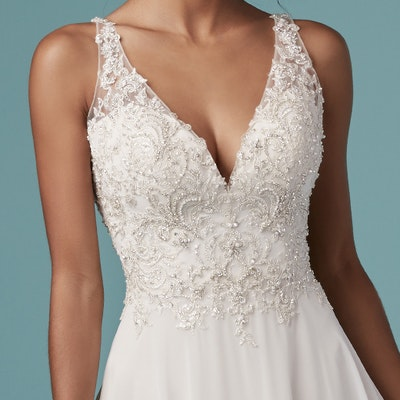Maggie Sottero Melody 9MS837 FrontBodice