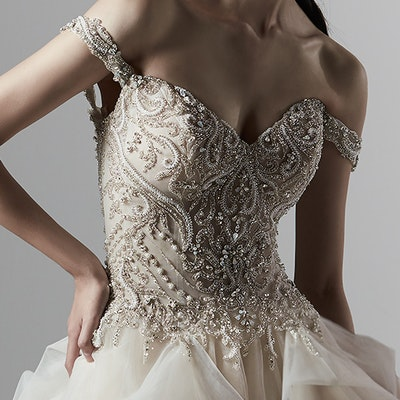 Sottero and Midgley Wesley 9SS854 FrontBodice