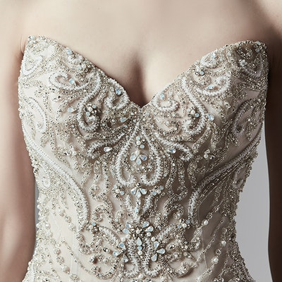 Sottero and Midgley Wesley 9SS854 Neckline