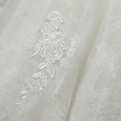 Sottero and Midgley Porter Marie 9SS868 Fabric
