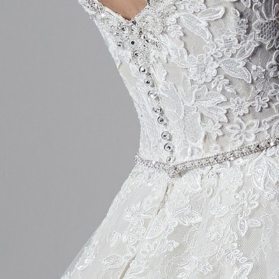 Sottero and Midgley Porter Marie 9SS868 Closure