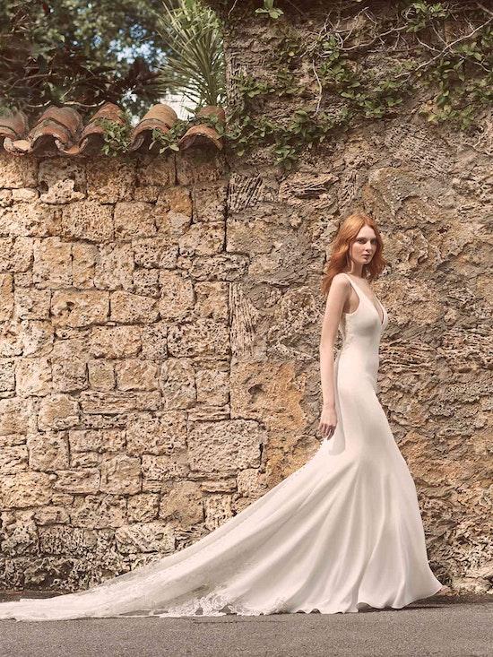 Maggie Sottero Alyssa Modern Crepe Wedding Gown 21MW352 Alt4