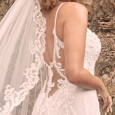 Maggie Sottero Esther 21MC415 BackBodice