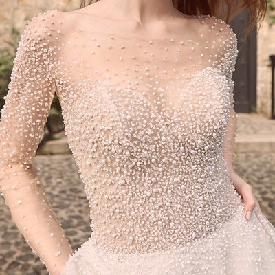 Maggie Sottero Rosette 21MS356 FrontBodice