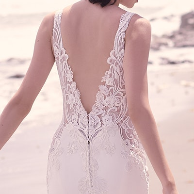 Sottero and Midgley Dean 21SW339 BackBodice