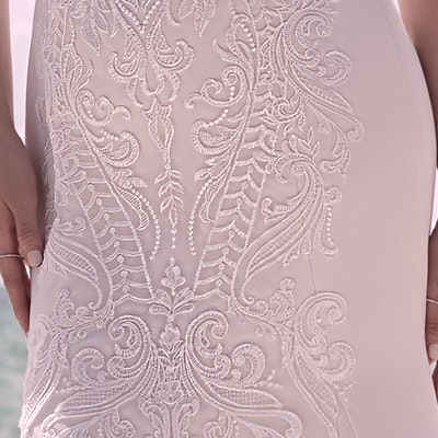 Sottero and Midgley Kevyn-Leigh 21SC412 Fabric