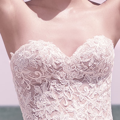 Sottero and Midgley Parker 21SS419 Neckline