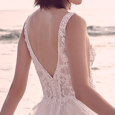 Sottero and Midgley Pierce 21SV396 BackBodice