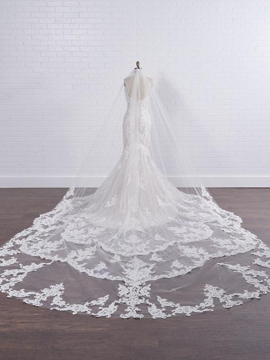 Maggie Sottero Wedding Veil Tuscany Royale 21MS347 Main