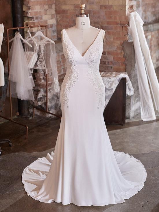 Maggie Sottero Wedding Dress Adrianna 21MS803A01 Alt100