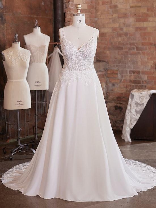 Maggie Sottero Wedding Dress Agnes 21MS821A01 Alt100