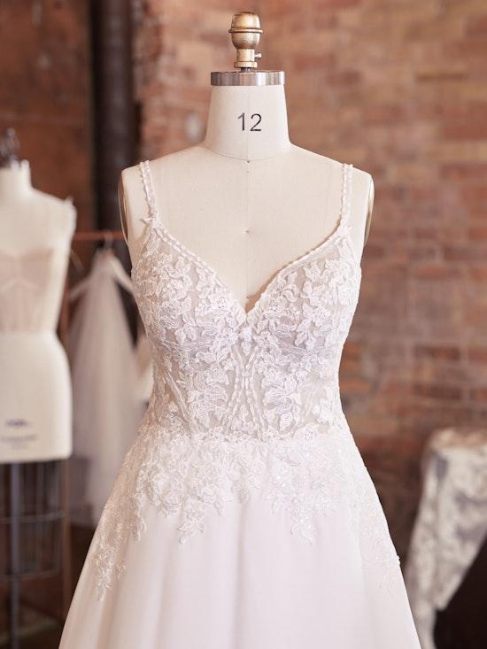 Maggie Sottero Wedding Dress Agnes 21MS821A01 Alt101